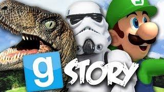 EL DESPIDO | Gmod Story