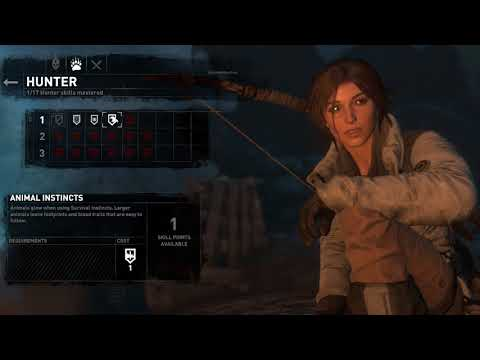 Rise of the Tomb Raider Part 10 - Ice Ship Tomb - 60fps First Time Play No Commentary