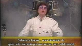 SíLVIO BRITO - TÁ TODO MUNDO LOUCO - FAROFA - FÁ - ESPELHO MÁGICO