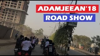 ADAMJEEAN'18 ROAD SHOW | Rag Day 2018 | Adamjee Cantonment College