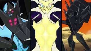 Pokemon Ultra Sun and Ultra Moon: VS Necrozma - All Battles and Locations