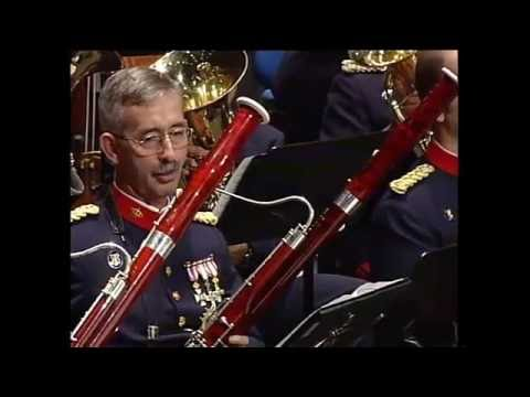 Banda Sinfónica de la Guardia Real.-Ferrol-