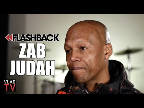 Zab Judah on Roger Mayweather Jumping in the Ring After Zab Hit Floyd with a Low Blow (RIP Roger)