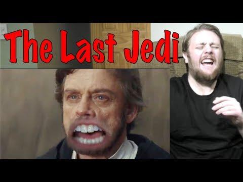 Star Wars The Last Jedi HISHE Dubs (Comedy Recap) Reaction!