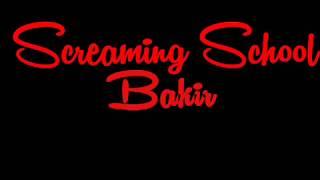 Screaming School - Bakir
