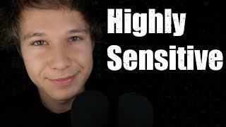 ASMR Extremely Sensitive Mouth Sounds