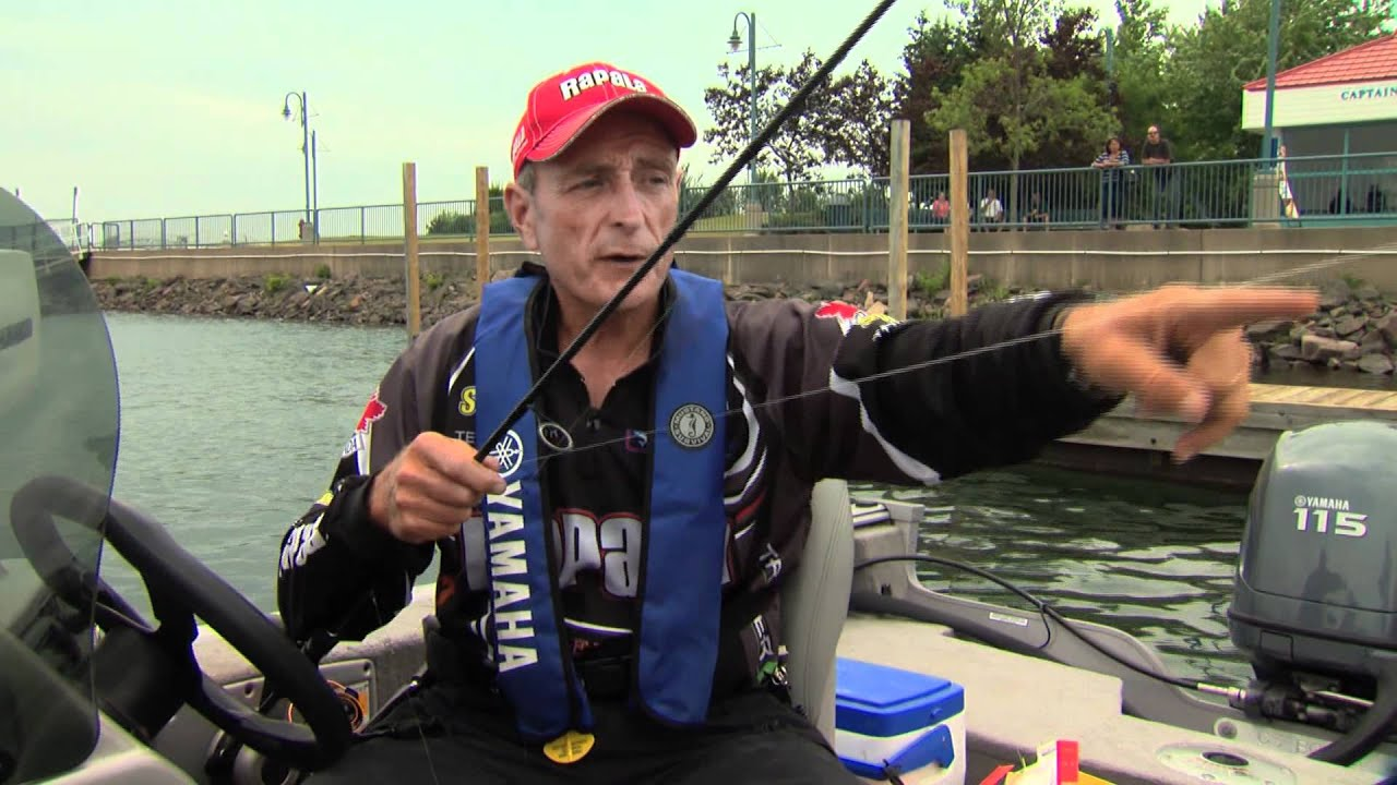 Bottom bouncing worm harnesses for river walleye sault for Bottom bouncer fishing