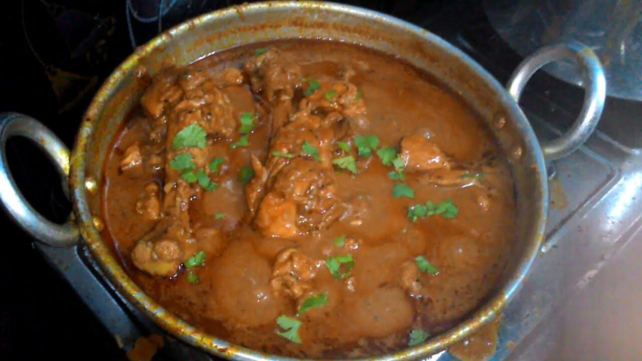 Chicken gravy kozhi kulambu in tamil chicken gravy kozhi kulambu in tamil youtube ccuart Images