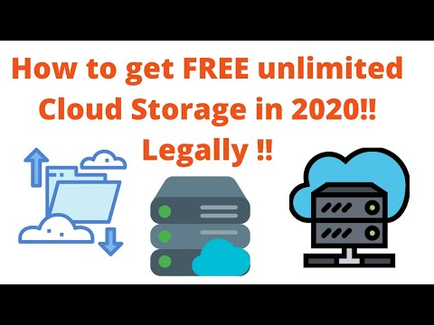 how-to-get-free-unlimited-cloud-storage-2020!!-legally-!!