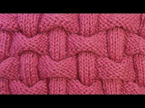 Вязание спицами узоры схемы для шапок для женщин