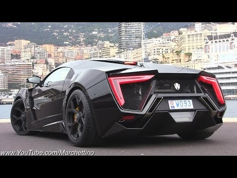 Lykan Hypersport Sound – $3.4m Hypercar