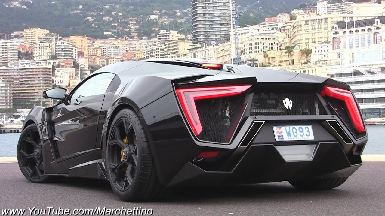 Lykan Hypersport Sound
