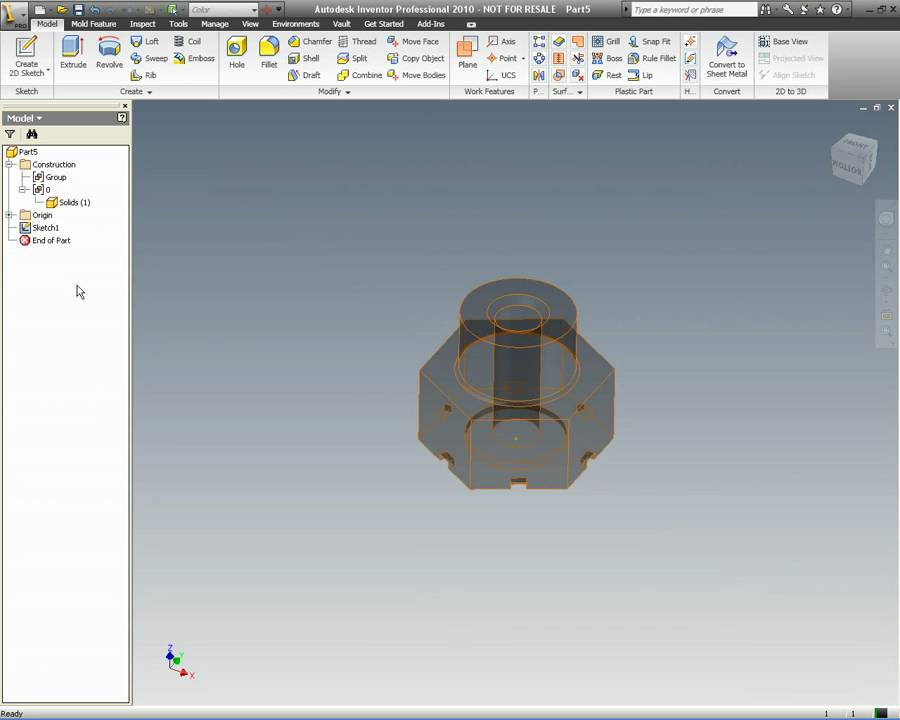 Open 3D AutoCAD DWG Data Part 2