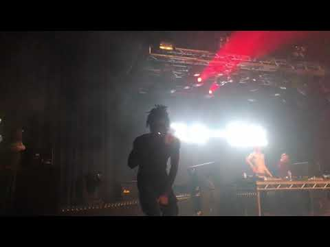 Scarlxrd first time performing Berzerk @ Live in London 2018