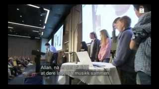 Norwegian TV2 Norway on Music Delta and music education across borders