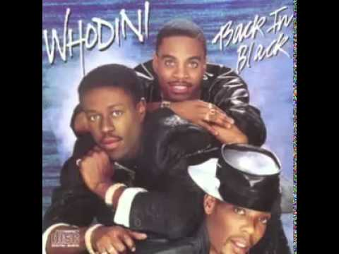 Whodini - Back In Black 1986 (Full Album)