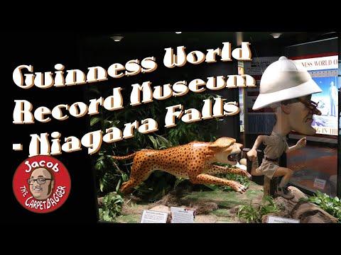 Guiness World Record Museum - Niagara Falls
