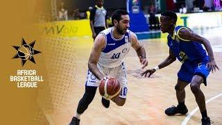 Smouha S.C. v Atletico Petroleos - FIBA Africa Basketball League 2019
