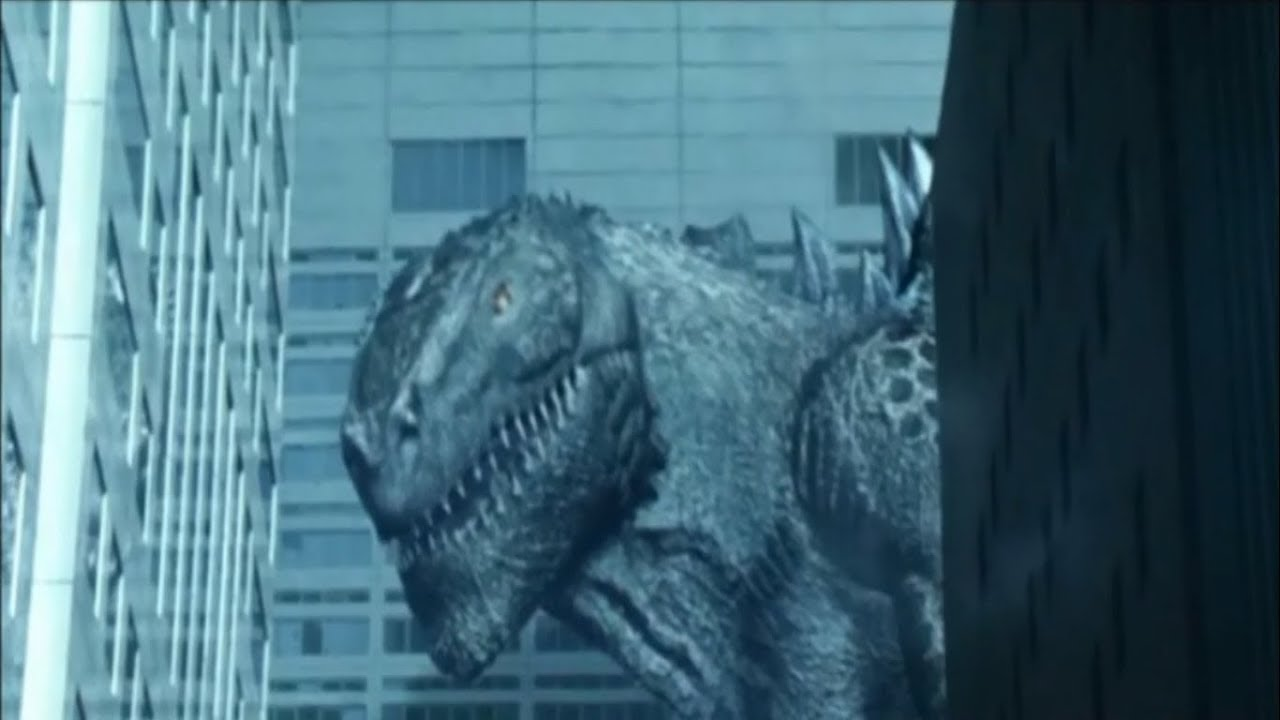 Godzilla Final Wars All Zilla Scenes Youtube