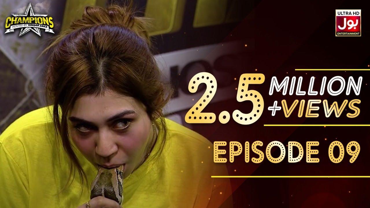 Download Champions With Waqar Zaka Episode 9   Champions Audition   Waqar Zaka Show