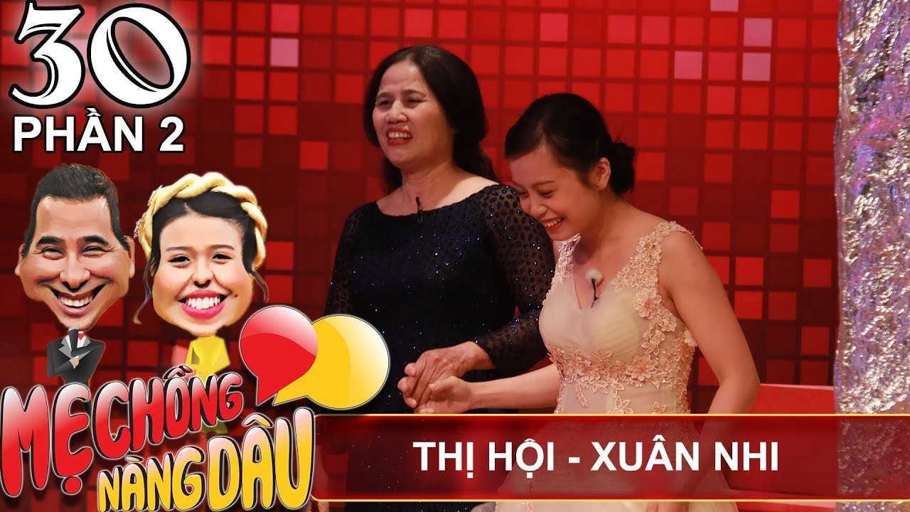 Mẹ chồng 'trà sữa – bánh tráng trộn' vỗ béo con dâu | Thị Hội – Xuân Nhi | MCND #30 🍵