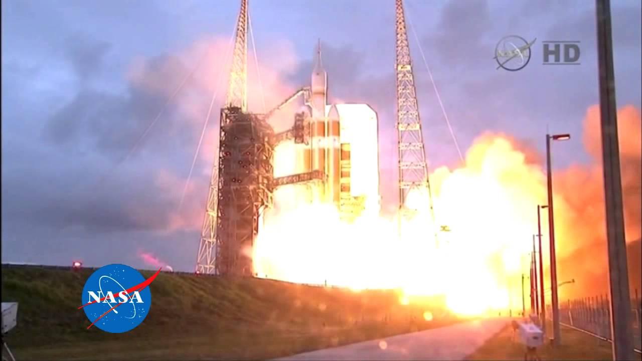 Orion Rocket Ship Launch NASA