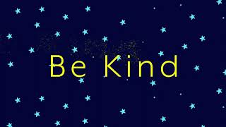 Be Kind - Flora Pasquet