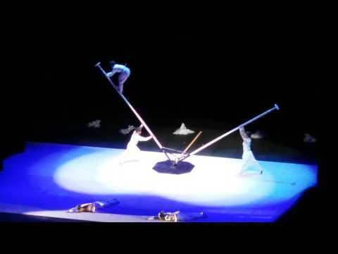 06/07/2017 絕技天工(3) China National  Acrobatic  Troupe  香港文化中心