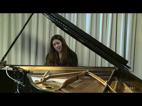 Pianist Simone Dinnerstein plays Mozart's Piano Sonata No. 11 Live at WQXR