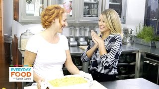 Lo Bosworth's Ham And Gruyere Macaroni And Cheese - Everyday Food With Sarah Carey
