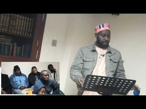 IMPORTANCE OF TAWHID IN THE LIFE OF MAN - FRIDAY PRAYERS 02-03-2018