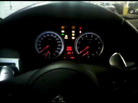 BMW M5 inparkeren