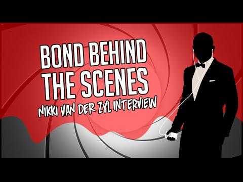 Bond Behind The Scenes: Nikki Van Der Zyl Interview | James Bond Radio Podcast #047