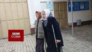 Бобомурод Абдуллаев суди нимага қолдирилди BBCUZBEK COM