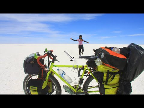 My 10 Years World Tour Bicycle Set Up! | Touring Bicycle Review | Surly Review thumbnail