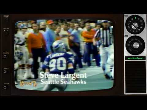 1986 - Ivory Soap - Clean Break with Steve Largent