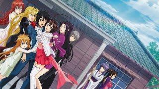 Top 10 Animes Donde al Personaje Principal le toca Vivir con un Grupo de Chicas
