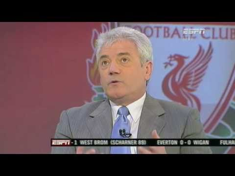 Kevin Keegan lays into Ashley and Llambias