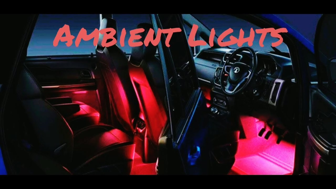 Ambient Lights Hexa Mood Lighting