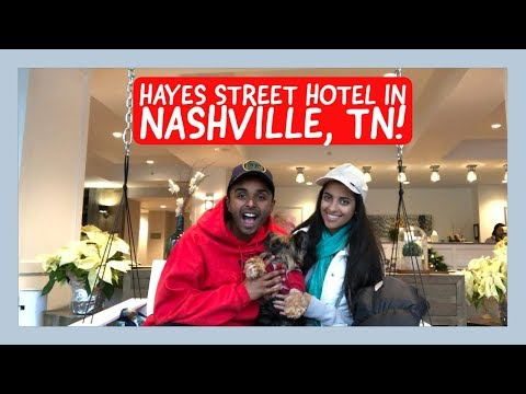 Hotel Review: Hayes Street Hotel In Nashville, Tennessee