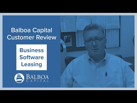 Business Software Leasing | Balboa Capital Review
