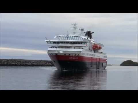 Hurtigruten - Polarlys - Svolvær