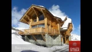 Chalet ski de luxe à Vars - Chalet Vars 2000