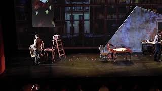 In un coupe from La boheme act 4 duet - Baritone Young Kwang Yoo, Tenor Mackenzie Whitney