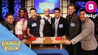 Team Wassabi VS. Team Soundlyawake - Family Feud