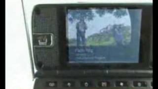 Teléfono Móvil PDA - Teclado QWERTY + Emulador de Juegos SNES - TV - FM