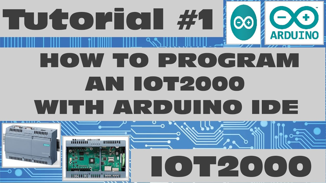 Simatic IOT2000 & Arduino IDE Sketches