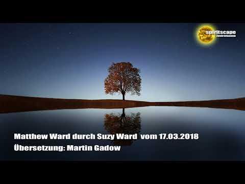 Matthew Ward - 17. März 2018 (Deutsche Fassung)