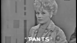 PASSWORD 1964-09-24 Lucille Ball & Gary Morton