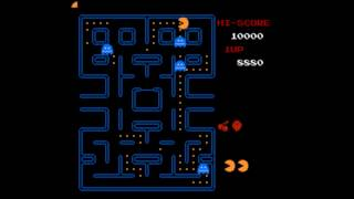 Pac-Man (Tengen) - Pac-Man (Tengen) Nes Gameplay - User video